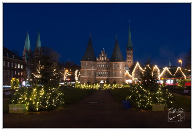 Read more about the article weihnachtliches Lübeck